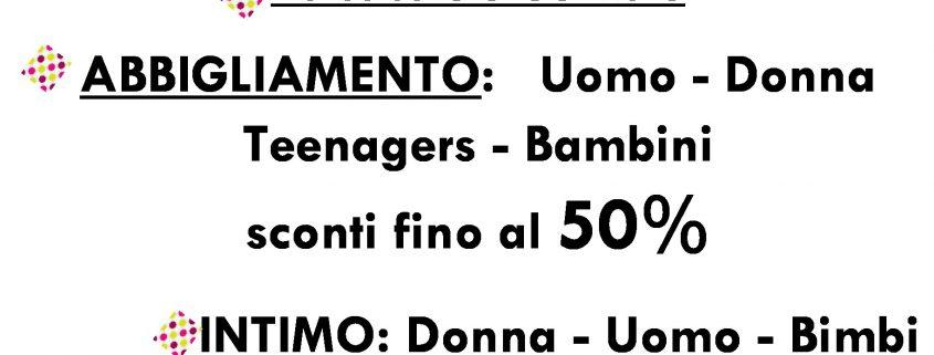 b33be28d7c20 SALDI Invernali 2019 !!! – Severon Abbigliamento - Città della Pieve ...